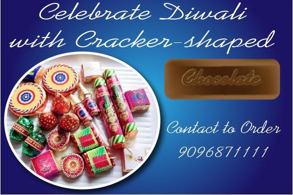 Cracker Shaped Chocolate in Nashik